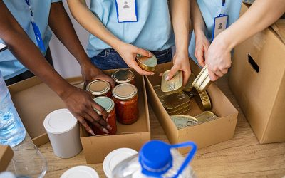 PTP Gives Back: Norwood Food Pantry