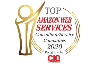 PTP Awarded Company of the Year, AWS Consulting and Services Companies, 2020
