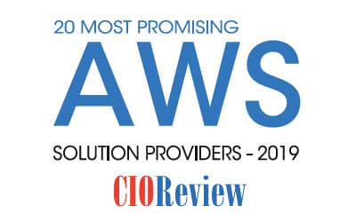 PTP: 20 Most Promising AWS Solution Providers – 2019!