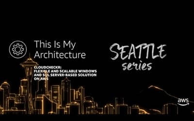 AWS: This Is My Architecture