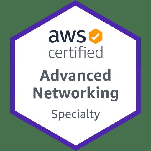AWS Advanced Networking Speciality – My Journey